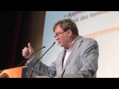 Pierre Henry, directeur de France Terre d'Asile, invité par EM Saint-Germain