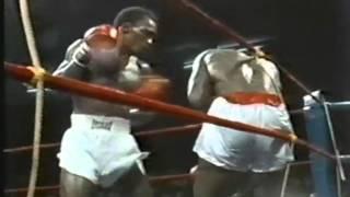 1978-09-09 Ray Leonard vs Floyd Mayweather Sr