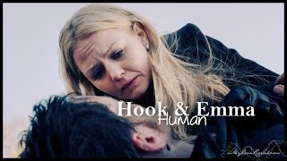 "Hook + Emma | ""You build me up and then I fall apart..."""
