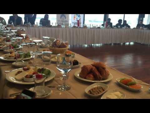 Turken Foundation Youth Bridges'16
