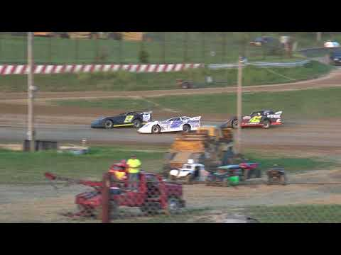 Brushcreek Motorsports Complex | 8/19/17 | Crate Late Models | Heat