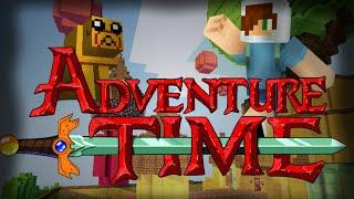 Minecraft-Adventure Time [Adventure Map] #2
