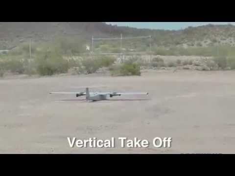 vertical takeoff and landing aircraft