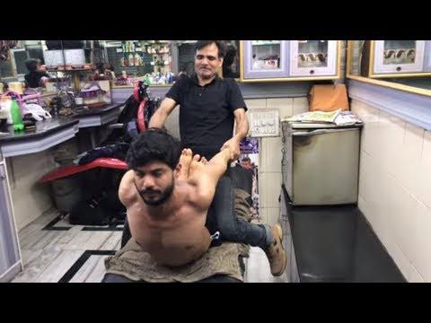 ASMR Deep Tissue Full Body Massage By Shamshed Alam (Shantanu) Part-2