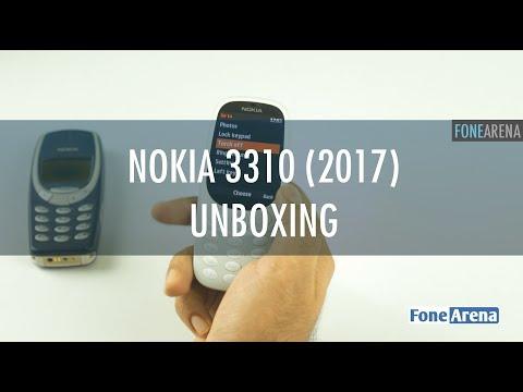 Nokia 3310 Unboxing