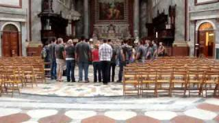Behold This is the Way (Esztergom Basilica, Hungary) - University of Utah Singers