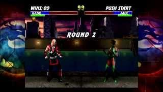 Ultimate Mortal Kombat 3 (Xbox Live Arcade) Playthrough as Kano thumbnail