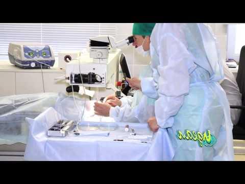 Лазерная коррекция зрения в офтальмологическом центре
