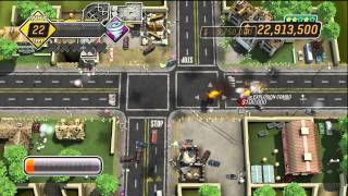 Burnout Crash Xbox 360 Gameplay HD