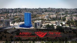 מכללת עזריאלי - סרטון בניין מעונות הסטודנטים