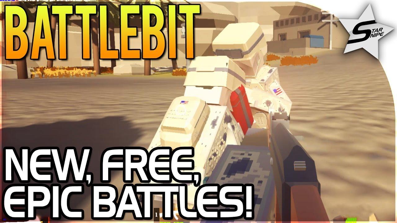 Battlebit Discord battlebit - huge battles, new game! - better than battlefield?! - battlebit  gameplay part 1