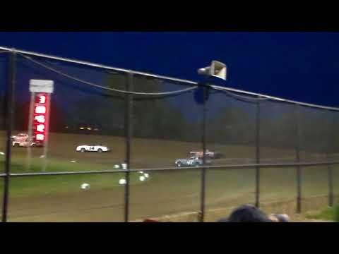 Hobby Stock Heat 3 @ Marshalltown Speedway 09/15/17