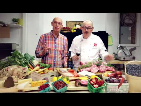 Cook with en Ville | Local Ontario Food | Toronto Catering