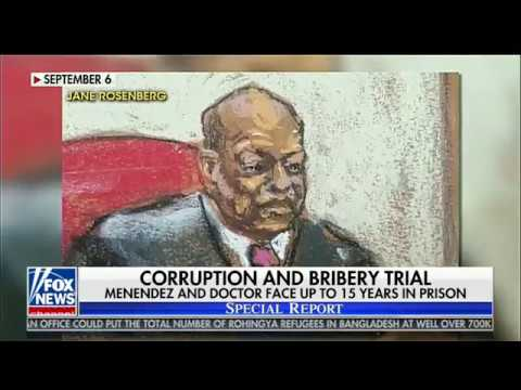 Nets Ignore Dem Menendez Allegedly Interfering in Foreign Affairs