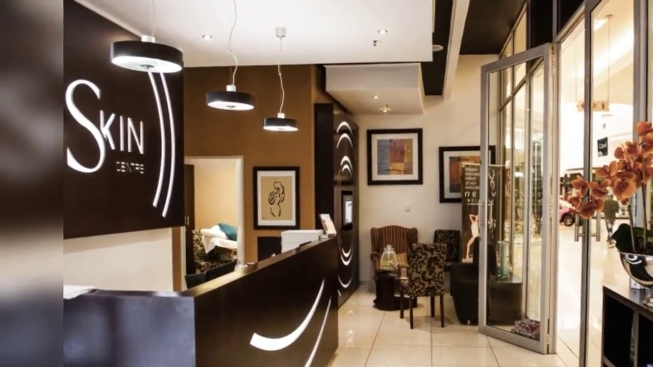 Small beauty salon design ideas Catchy hair salon - YouTube