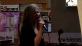 "Julie Budd sings ""After You"" at Tower Records NYC Thumbnail"