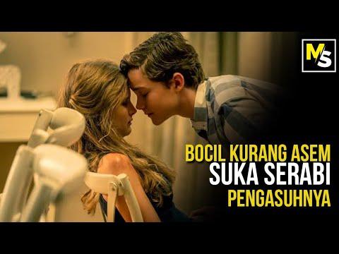 BOCIL GA DA AKHLAQ‼️KASIAN BABYSITTER NYA - ALUR CERITA FILM PSIKOP4T BETTER WATCH OUT
