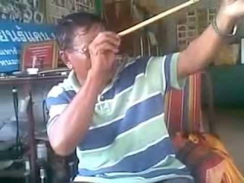 """""""แคน"""" นายสุด กัณหารัตน์ ครูแคนของไทย ที่มาคำว่าแคน สุเวช  ผาจันทร์ สพป.ชย1"""
