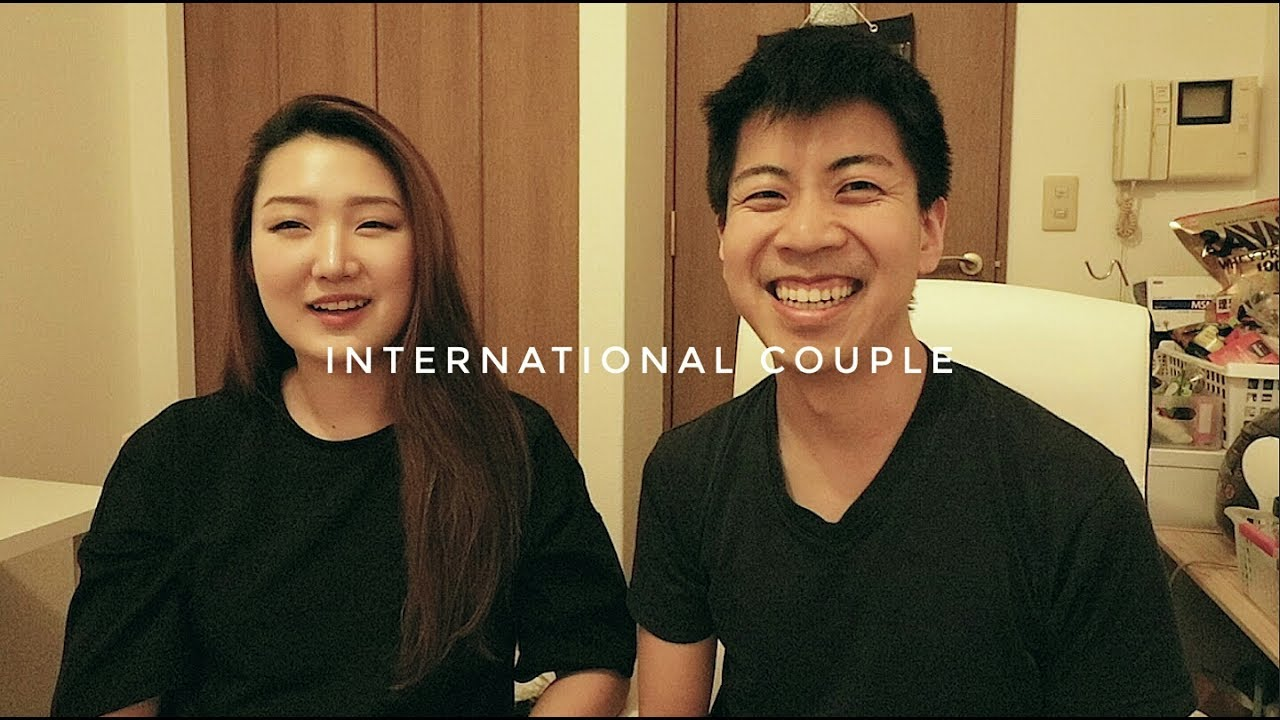 foreigners dating japanese
