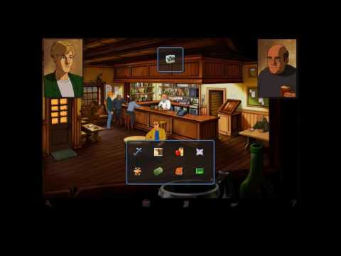 Let's Play Broken Sword - Part 11: The Irish Pub