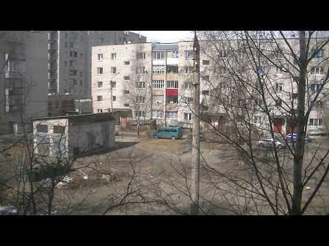 #Карелия #Сегежа Май Снег Холод Видео номер два 12 мая 2017 года