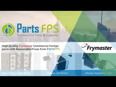 Frymaster Parts || Commercial Deep fryer parts - PartsFPS