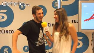 Vídeo entrevista a David Castillo - (Aída)