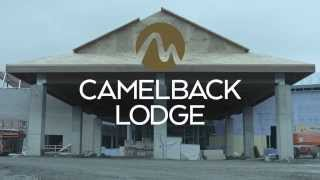 Camelback Lodge Construction Update