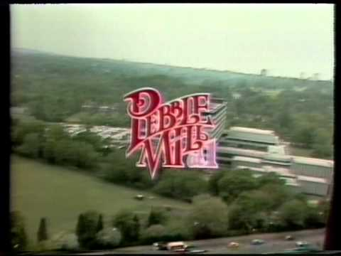 BBC TV Pebble Mill at One titles - 1980