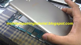 samsung tab s sm t705 disassembly
