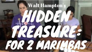 """Hidden Treasure"" by Walt Hampton. For 2 players"