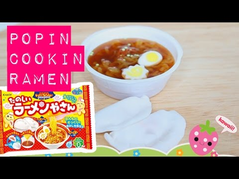 Kracie Popin' Cookin Ramen - Japans Snoep maken MostCutest ...