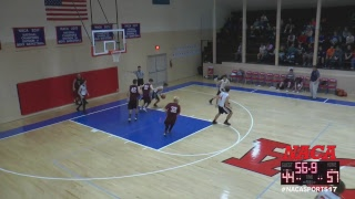 2017 NACA Basketball -  Cornerstone (TN) vs Legacy (VA)