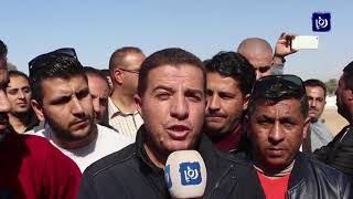 وقفة احتجاجية في العقبة - (15-1-2019)