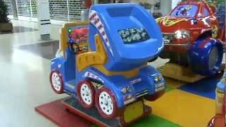 Max Super Truck - Dump Truck Kiddie Ride - BMIGaming.com - Falgas.flv