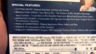 Romero Movie News: Unboxing - Mrs. Doubtfire Behind The Seams Editon DVD