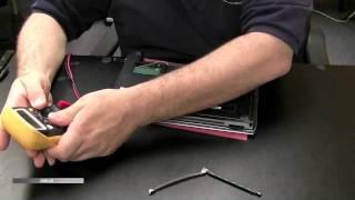 Ноутбук Sony Vaio - Ремонт шлейфа