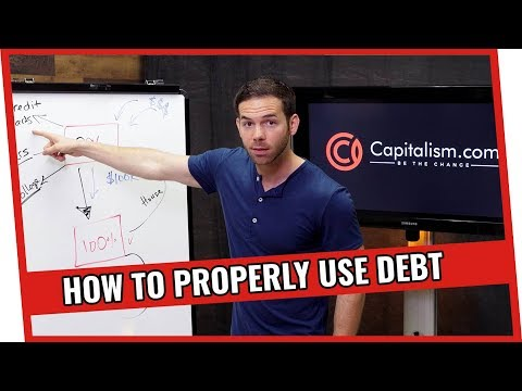 How to Use Debt to Create Passive Income