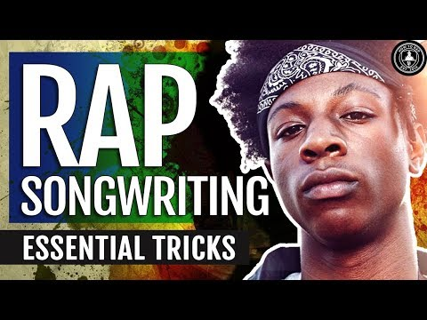 3 Rap Songwriting Tricks To Sound More Professional (Songwriting Tips)