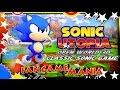 Sonic Utopia  4K 60FPS    OPEN WORLD CLASSIC SONIC 3D   FAN GAME  MANIA