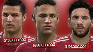Can You Sign MESSI, RONALDO, and NEYMAR In The SAME Career Mode? - FIFA 18 Career Mode