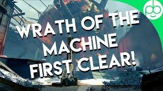 Rise of Iron: First Raid Clear!