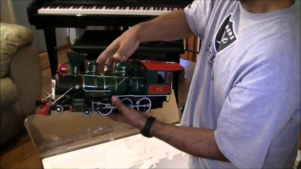 medium resolution of bachmann night before christmas g scale train set review and setup