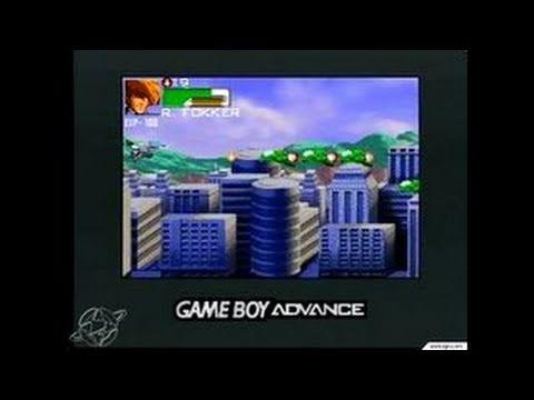 Robotech: The Macross Saga Game Boy Gameplay