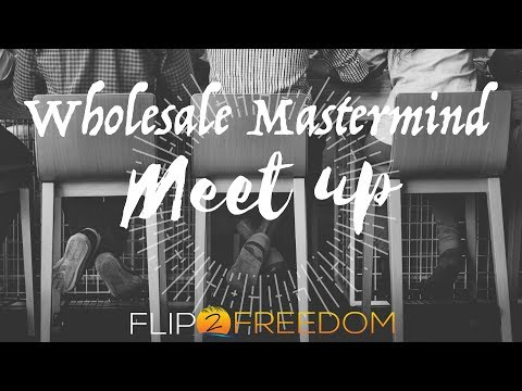 Wholesale Mastermind Meetup
