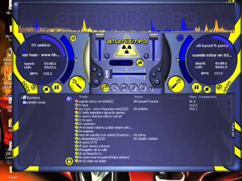 video tutorial atomix mp3 cristian
