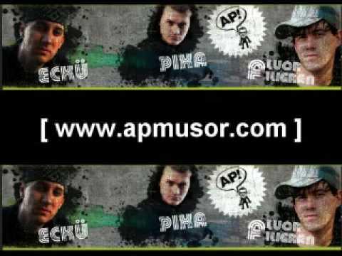 Fluor Eckü Pixa LIVE rap @ AP RADIO SHOW