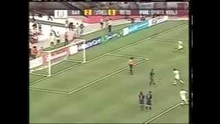 برشلونة و يوفانتوس (2/2)  FCB vs juventus  2003 champions league