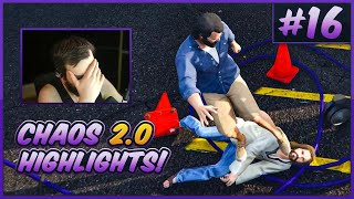 The BEST of GTA V Chaos 2.0! (Chat Randomly Mods The Game) - #16