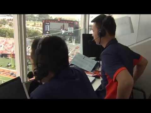 Your Illini Nation Feature: @IlliniFootball Mandarin Broadcast